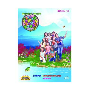 PT. Cakrawala Musik Nusantara DVD K ... u Taman Kanak-Kanak Vol 5