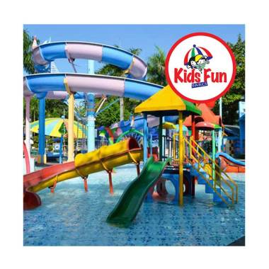Kids Fun Aqua Splash E-Voucher [Everyday]