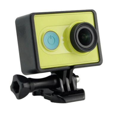 Rendys Chem Plastic Side Frame Casing for Xiaomi Yi Action Camera