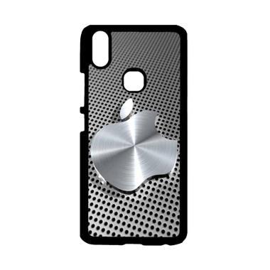 OEM 3D Apple Silver Custom Hardcase Casing for VIVO V9