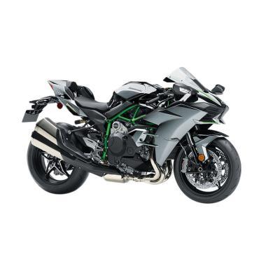 Kawasaki Ninja H2 Sepeda Motor [VIN 2018 - OTR Palangkaraya]