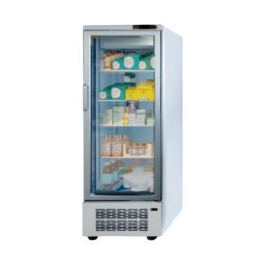 GEA EXPO-280PH Pharmaceutical Refrigerator Showcase - Putih [280 L]