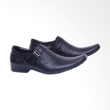 Garucci Formal Sepatu Pria - Hitam [F1GHD 0412]