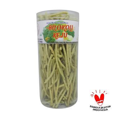 harga DAPUR 80 Stik Brokoli Keju Makanan Kering [200 g] Blibli.com