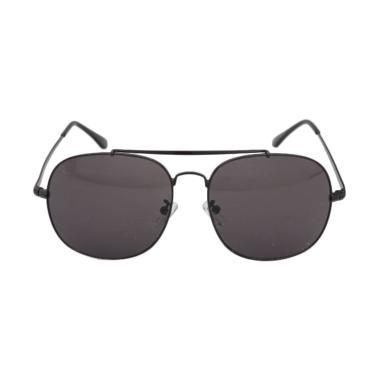 harga Ben & Bella Empire Aviator Sunglasses Pria - Black Blibli.com