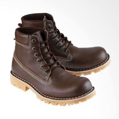 Jual Sepatu Pria Safety Boots - Harga Promo   Diskon  fbfce43882