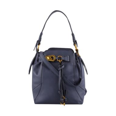 Bellezza MS-E121 Hand Bag - Navy