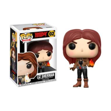 Funko POP! Comics Hellboy Liz Sherman #2 Action Figure