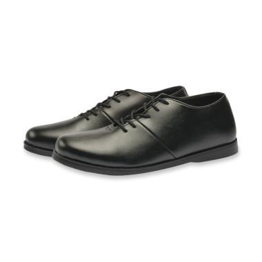 Frandeli RVR Gendra Formal Sepatu Pria - Black