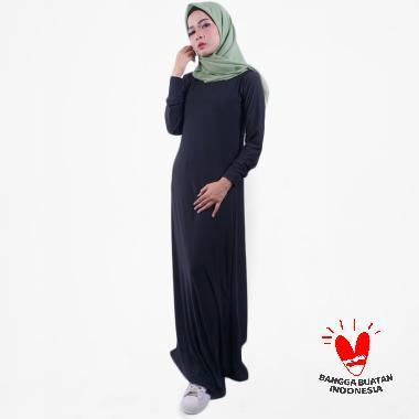 mydailyhijab_mydailyhijab-basic-dress-muslim-wanita_full05 Review Daftar Harga Busana Muslim Casual Kaos Terlaris waktu ini