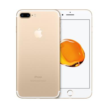 harga Apple Iphone 7 Plus (Gold, 128 GB) (Refurbish) Blibli.com