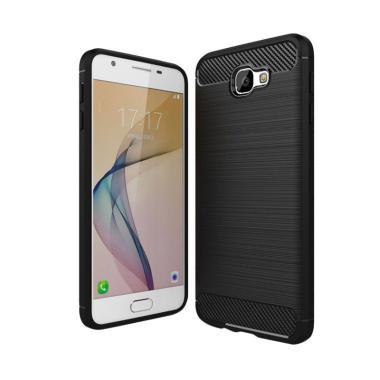 OEM Tokomuda Carbon Fiber Premium Soft TPU Casing For Samsung Galaxy J7 Prime 2016 55 Inch