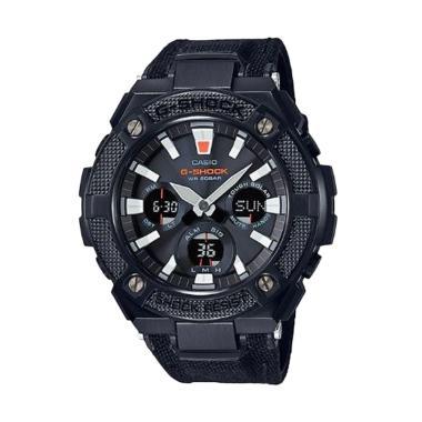 CASIO G-Shock G-Steel Tough Solar J ... - Hitam [GST-S130BC-1ADR]