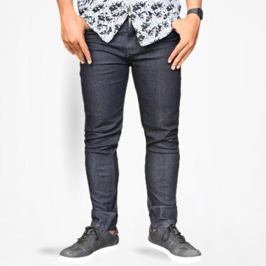Quiksilver Skinny Jeans Slim Fit Celana Panjang Pria