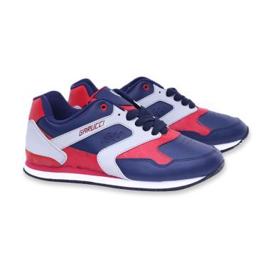 Garucci Running Shoes Sporty Sepatu Lari Pria - Blue [A1TMI 1301]