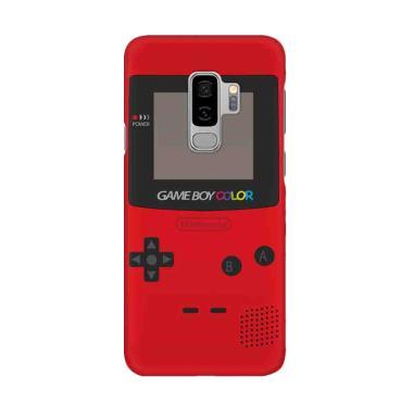 harga Indocustomcase Nintendo Red Game Boy Cover Casing for Samsung Galaxy S9 Plus Blibli.com