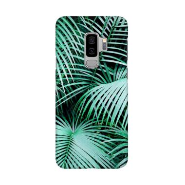 Indocustomcase Palm Cover Casing for Samsung Galaxy S9 Plus