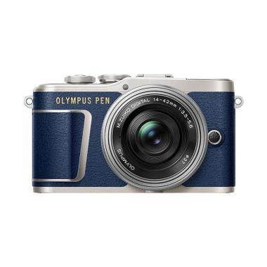 Olympus PEN E-PL9 kit 14-42mm EZ Ka ... ss [Blue Limited Edition]