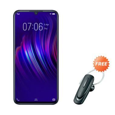 harga VIVO V11 Smartphone [64 GB / 6 GB] + Free Headset Bluetooth Blibli.com