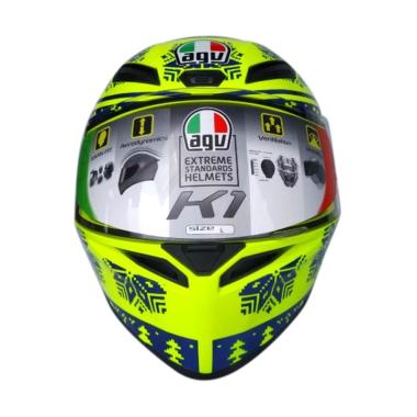Jual Helm Motor Half Full Face Agv Online Model Terbaru Blibli Com