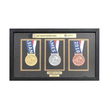 [Pre - Order] Asian Games Replika Medali Set Asian Games 2018
