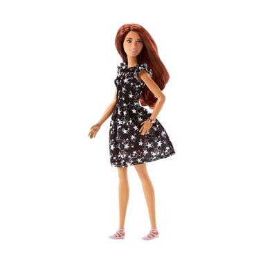 Barbie Fashionistas Doll 74 Seeing Stars Mainan Anak... Rp 219.945 Rp  399.900 45% OFF. Barbie Fashionistas Doll ... 175cec684b