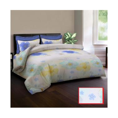 King Rabbit Motif Martha Set Sprei