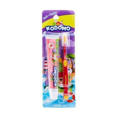 Kodomo 2In1 Sikat Gigi Reguler Anak dffcaa40b0