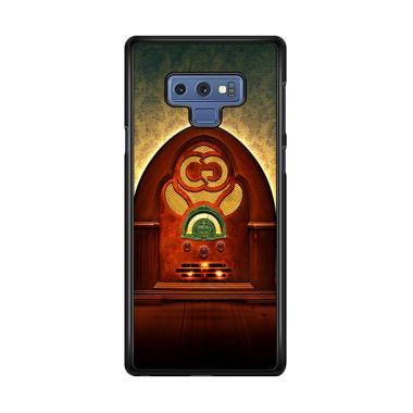 harga Flazzstore Vintage Radio Y1707 Premium Casing for Samsung Galaxy Note9 Blibli.com