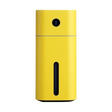 TOKUNIKU U16 USB Mini Cool Mist Ult ... Light Humidifier [180 mL]