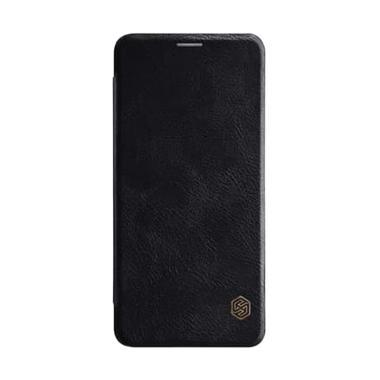 Nillkin Original Qin Bookcase Flip Leather Casing for Samsung Galaxy A8 Star or A9 Star -