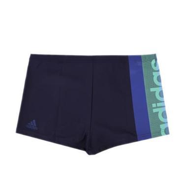 adidas Fitnes Boxer Men's Swimming Shorts Celana Renang Pria