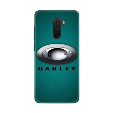 harga Flazzstore Oakley Z4050 Premium Casing for Xiaomi Pocophone F1 Blibli.com