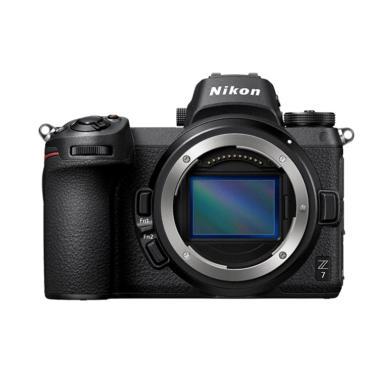 Nikon Z7 Body Only + FTZ Kamera Mirrorless Free Nikon Z T-Shirt, Voucher Z Lens Rp 3.000.000 (S&K) - Braga Photo & Video