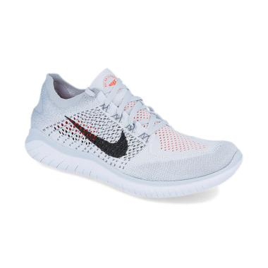 check out 28e32 4f292 ... real nike free rn flyknit 2018 mens running shoes 4bec2 1fc08
