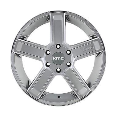 harga KMC MD5 KM702 R20x8.5 ET15 - PCD 6x139.7 Satin Grey Milled | Velg Mobil ORI [Pasang Gratis di Toko] Blibli.com