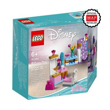 harga LEGO Disney 40388 Princess Mini-Doll Dress-Up Kit Mainan Blocks Blibli.com