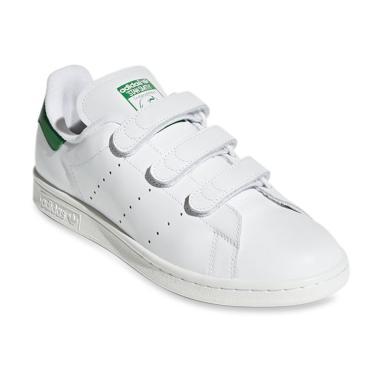harga adidas Men Originals Stan Smith CF Casual Shoes Sepatu Olahraga Pria [S75187] Blibli.com