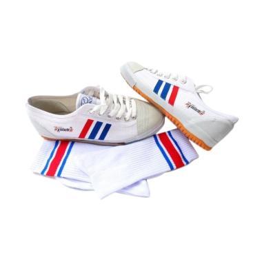 harga Kodachi Classic Paket Sepatu dan Kaos Kaki Pria - Multicolor [8111] Blibli.com