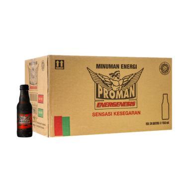 harga PROMAN Energenesis Minuman Stamina [24 pcs/ 150 mL/ Botol] Blibli.com
