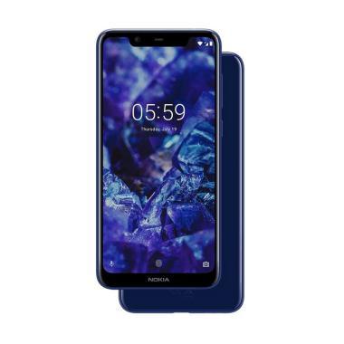 Nokia 51 Plus Smartphone 32GB 3GB Resmi