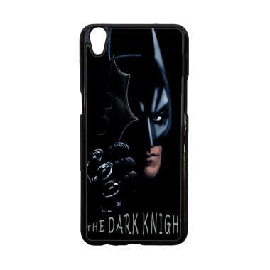 Flazzstore Batman The Dark Knight V0342 Custom Cover Casing for Oppo Neo 9 A37