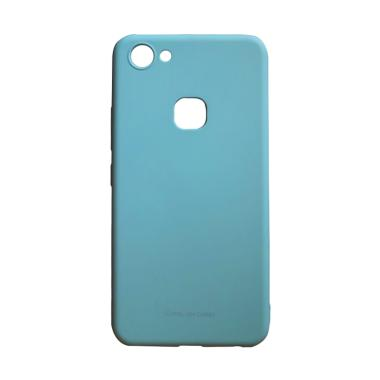Molan Cano Matte Jelly Casing for VIVO Y83 - Green mint