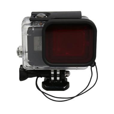 harga IIT Housing Case + Red Diving Filter for GoPro Hero 5 Blibli.com