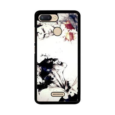 harga Flazzstore Superman Vs Batman Art Z0483 Premium Casing for Xiaomi Redmi 6 Blibli.com