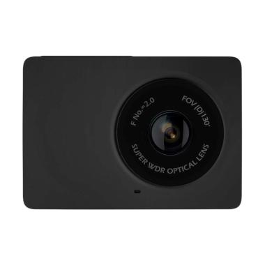 harga Xiaomi Yi Compact Dash YCS.1A17 1080P Full HD Action Camera - Hitam Blibli.com