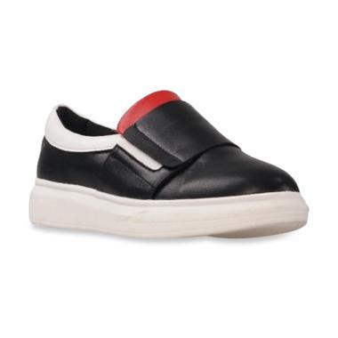 Ardiles Debby Black Pink Sepatu Sekolah Sepatu Sneaker Sepatu Wanita ... eca6f7ac9a