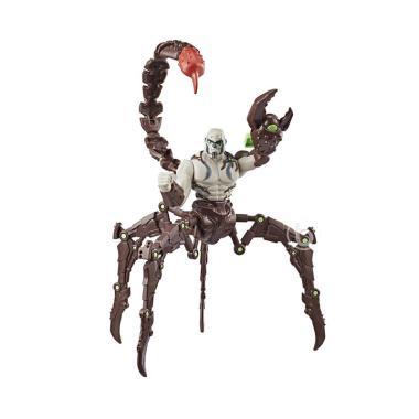 BOTT - Hasbro Spider-Man: Into The Spider Verse Marvel's Scorpion Action  Figure [6 Inch]