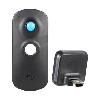 harga FEIYU Tech Wireless Remote Control for G4/G4S Handheld Gimbal - Black Blibli.com