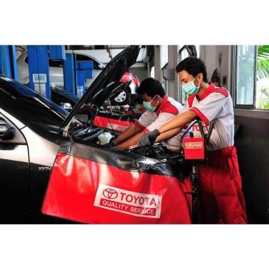 harga TUNAS Paket Servis Berkala Untuk Mobil Toyota [50.000 km] Rush Manual Blibli.com